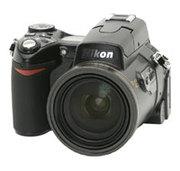 Фотоаппарат Nikon coolpix 8800 и фотовспышка Nikon SB600