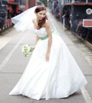 Продам оригинальное свадебное платье