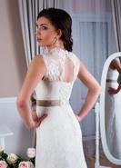 Продам кружевное свадебное платье 1раз б/у в г.Барановичи