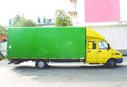 Ивеко Турбо- Дейли 4912,  фургон,  длинная база,  дубль кабина
