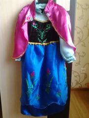 Карнавальный костюм принцессы новый