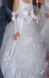 идеальное свадебное платье для шикарной невесты