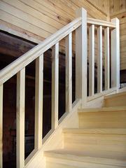 Лестницы Деревянные. Меж.этажные