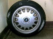 Диски с резиной(зима) BMW-R 16