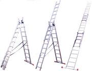 Алюминиевые лестницы,  стремянки,  вышки-туры,  подмости Alumet Баранович