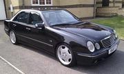 MERCEDES-BENZ Е- Klass ( W 210) 1998 г. 3000 дизель.