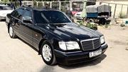 Mercedes W140 Запчасти