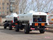 Передвижной Прицеп-топливозаправщик
