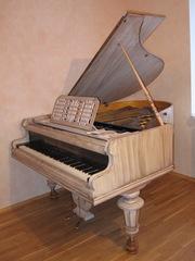 Камерный рояль Erste Produktiv-Genossenschaft,  Wien 1910 года выпуска